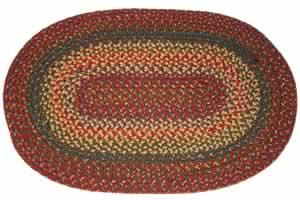 10' jacob's coat rug pattern 103 product image